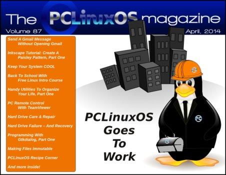Περιοδικό PCLinuxOS Απρίλιος 2014
