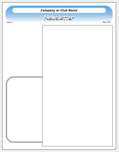 using scribus part 6 templates and master pages