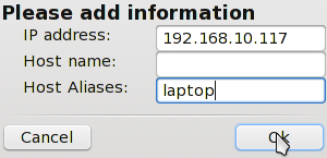 how to know the ip address of my laptop