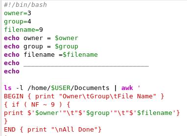 bash how to write pipe scriptas